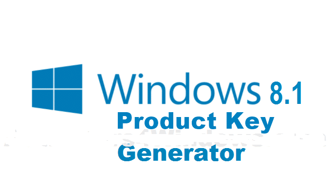 Windows 8 Product Key Generator & Finder 2021 Free (32/64 Bit)